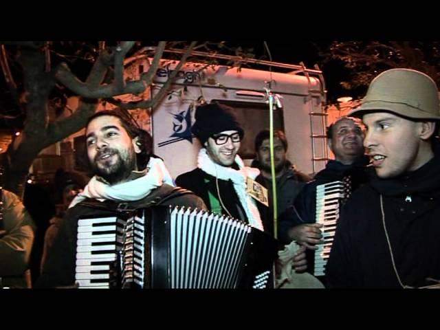 Gambatesa maitunat - notte 31 dic 2011: squadra Antonio Lembo
