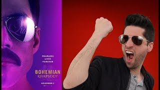 Bohemian Rhapsody - English Movie Trailer, Reviews, Songs