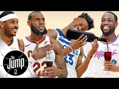 Inside the NBA's secret wine society | The Jump | ESPN