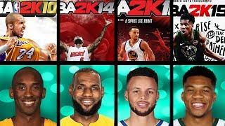 Скачать NBA 2K Cover Athletes Overall Ratings NBA 2K NBA 2K19