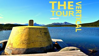 Episode 9 of 22 Bicycle Touring The Lenght of Sweden from North to South