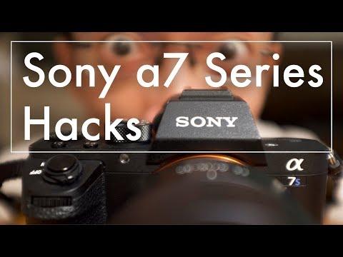 5 Hacks for Sony a7 Series: LokTalk Top Tips