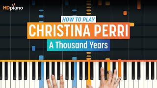 """A Thousand Years"" by Christina Perri 