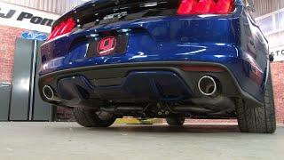 2015-2017 Mustang GT Borla S-Type VS Borla Atak Exhaust Sound Clips