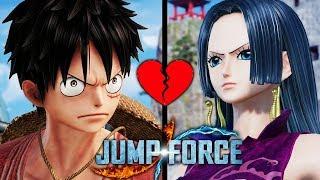 Jump Force : ลูฟี่ vs แฮนค็อก ถึงคราวแตกหัก