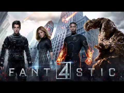 Fantastic Four (2015) OST #4 – Baxter