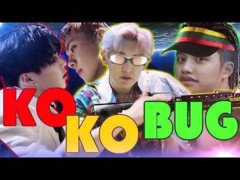 EXO KO KO BOP BUG (BUGANDO O MV)