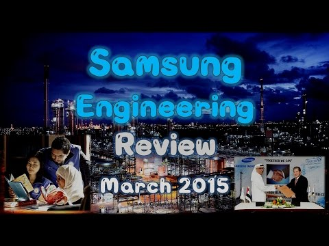 Samsung Engineering Co., Ltd. Stock Value Review - March 2015 (No BGM)