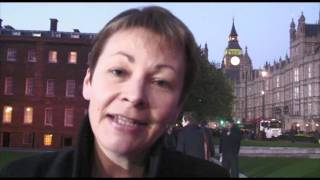 Caroline comments on the spending review