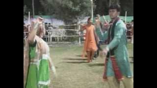 Gujarati Garba Songs - Lions Club Navratri 2010 Kalol - Sarla Dave - Day 2 - Part 8
