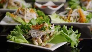 How To Make Turkey Lettuce Wraps With Shiitake Mushrooms