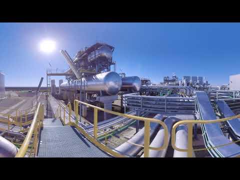 CSP Plant Virtual Reality Visit (La Africana)