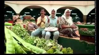 Rasa Sayang Malaysia - ORIGINAL VIDEO + LYRICS