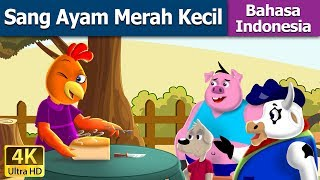 Video Sang Ayam Merah Kecil | Dongeng anak | Kartun anak | Dongeng Bahasa Indonesia download MP3, 3GP, MP4, WEBM, AVI, FLV Oktober 2018