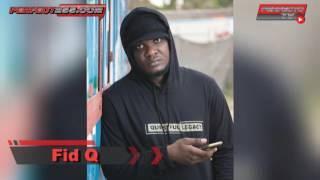 U-Heard-: Alichokisema Fid Q baada ya Adam Mchomvu kumfananisha na Nandy