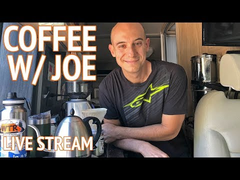 Mail Day + Making Coffee With Joe