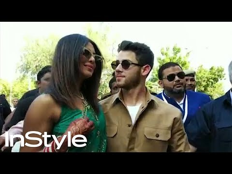 Priyanka Chopra and Nick Jonas Leave Jodhpur Post Wedding Celebrations | InStyle