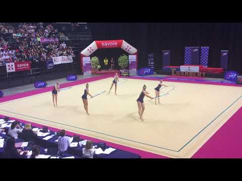 DN1 Chambéry ensemble - France Chambéry 2018