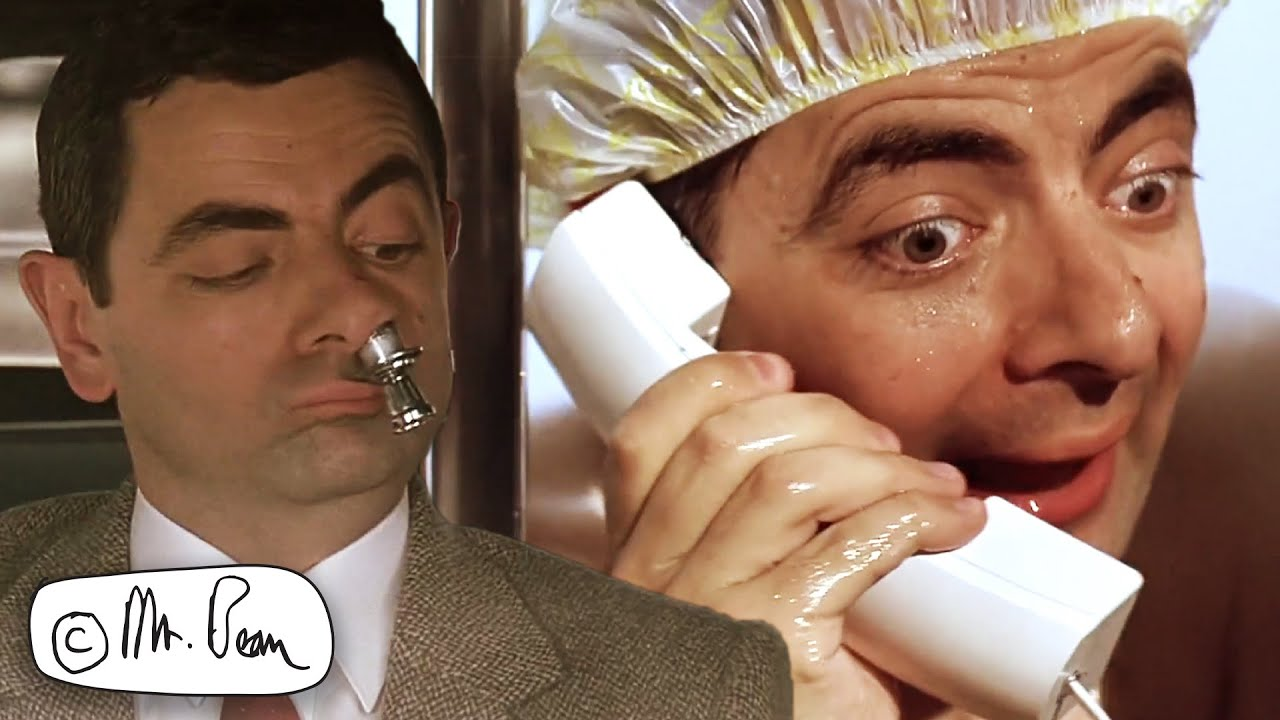 The Important Doctor BEAN | Mr Bean: The Movie | Mr Bean Official