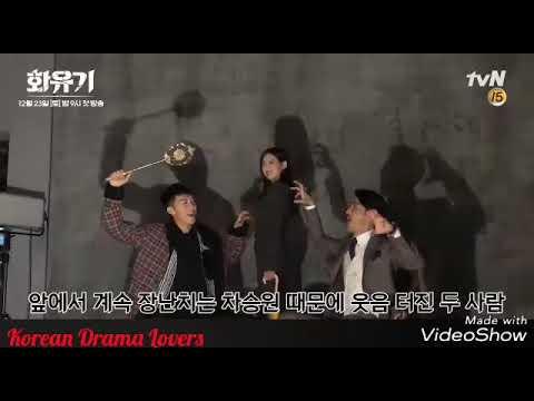 Funny Behind The Scene || A Korean Odyssey(Hwayugi)