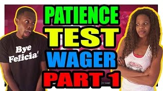 THE ULTIMATE PATIENCE TEST WAGER! (Part 1) - Madden 16 Pack Opening