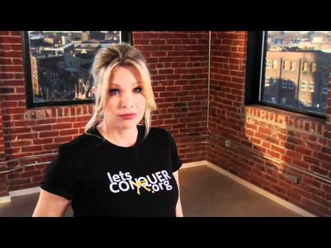 Cure Childhood Cancer this Holiday Season  Andrea Roth  letsCONQUER