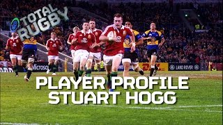 Stuart Hogg EXCLUSIVE on Comm Games, Murrayfield & British & Irish Lions