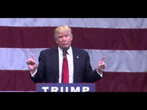 Donald Trump Rome Ny Rally