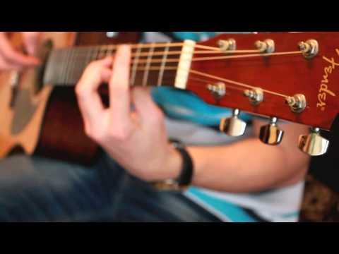 Enya - Watermark (Acoustic Guitar Cover)