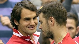 Roger Federer: Stan Wawrinka? \