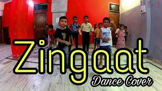 Zingaat Hindi Dhadak | Kids Dance cover | Pawan Choreography | Sizzable School Of Dance