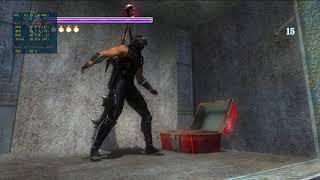 RPCS3 - Ninja Gaiden Sigma - Chapter 12 gameplay
