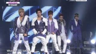 [Music Bank K-Chart] MBLAQ - Stay (2011.01.21)