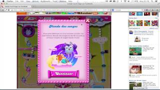How to Cheat On Candy Crush Saga Facebook (Mac And Pc) 2013