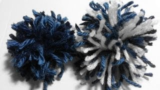 How to Make a Pom Pom by Hand (For Beginners)