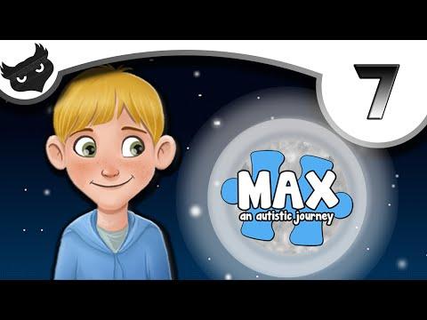 A Dinosaur Ate My Homework!   MAX, AN AUTISTIC JOURNEY [Ep 7]    Gameplay / Walkthrough