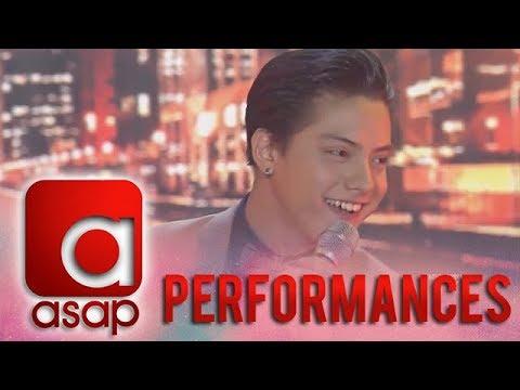 ASAP: Daniel Padilla gets a heartwarming surprise mid-performance on ASAP