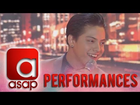 ASAP: Daniel Padilla gets a heartwarming surprise mid-performance on ASAP