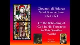 St  Bonaventure 1221-1274