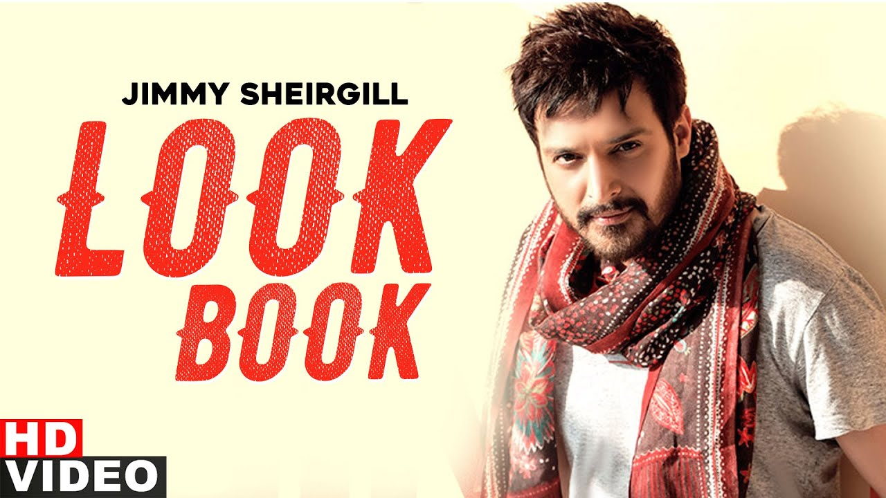 Jimmy Shergill (Look Book) | Decoding Inimitable Styles | Naina | Exclusive Punjabi Song on NewSongsTV & Youtube