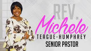 Rev. Michele Teague-Humphrey | Sermon Title : Harvest Hope -Galations 6:9-10