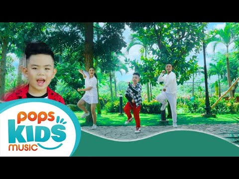 Bống Bống Bang Bang | bé Gia Bảo & HKP Dancers