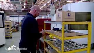 Mechanical Engineering Apprenticeships at TAFE SA
