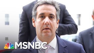 President Donald Trump Lawyer Tries To Silence Porn Star Stormy Daniels | The 11th Hour | MSNBC