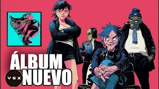 Reseña Gorillaz: The Now Now
