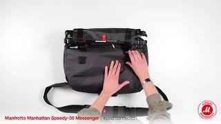 Премиальная сумка Manfrotto Manhattan Speedy-30 (MN-M-SD-30)