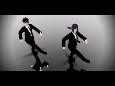 [MMD NARUTO] Timber [Itachi And Shisui Uchiha]