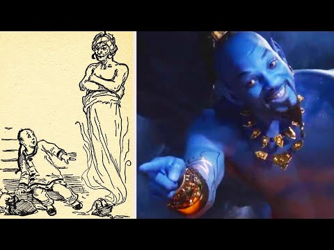 The True Story of 'Aladdin'