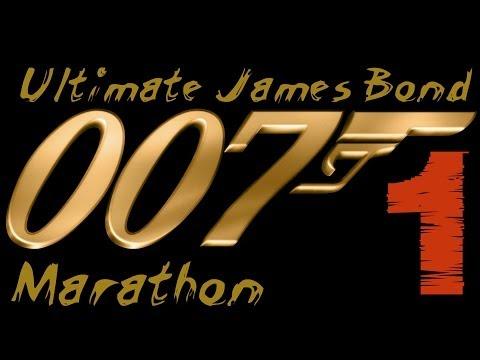 The Ultimate James Bond Marathon Part 1