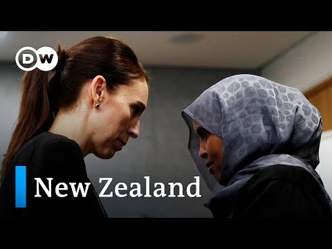 Burials begin for New Zealand mosque shooting victims | DW News